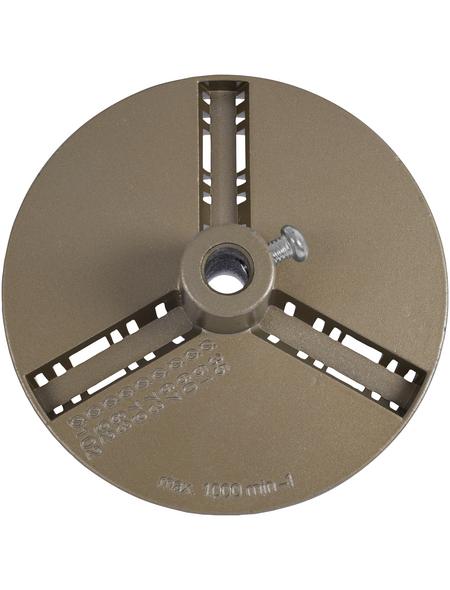 CONNEX Aufnahmeteller Lochsäge, COX976753, Gold, 11cm Durchmesser