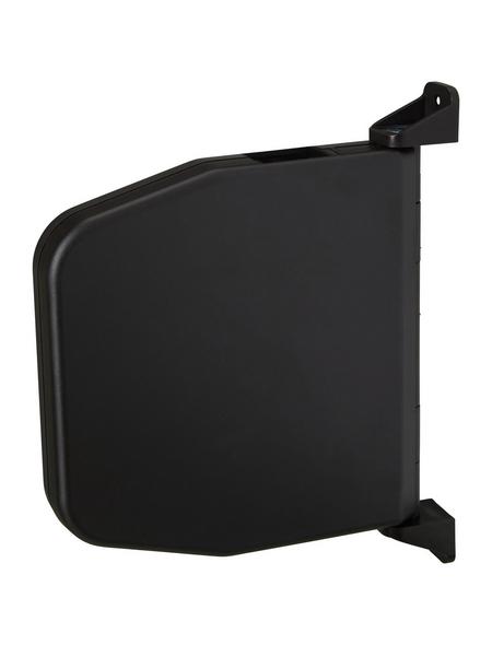 SCHELLENBERG Aufschraubwickler, braun, geeignet für: Rollladensystem MINI mit 14 mm Gurtband