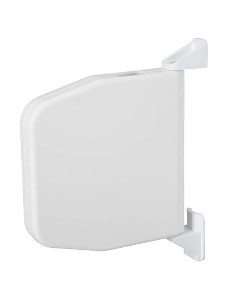 SCHELLENBERG Aufschraubwickler »FLEXO«, weiß, geeignet für: Rollladensystem MINI mit max. Gurtbreite von 1,4 cm