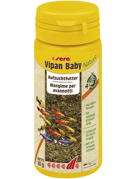 sera Aufzuchtfutter »Vipan Baby Nature«, Aqua, 50 ml (30g)