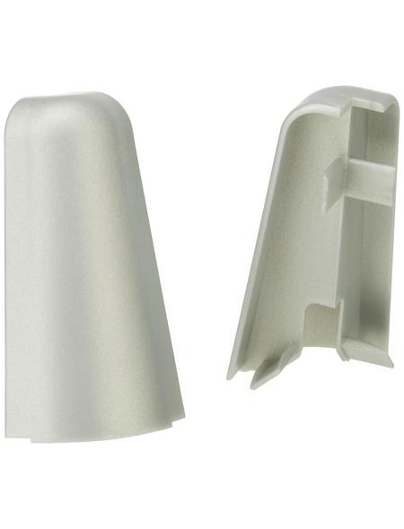 FN NEUHOFER HOLZ Außeneck »K0210L« (2 Stk.) aus Kunststoff, für Sockelleisten