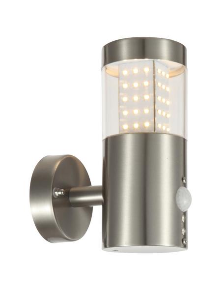 GLOBO LIGHTING Außenleuchte, 11,5 W, inkl. Bewegungsmelder, IP44, warmweiß