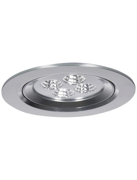 KONSTSMIDE Außenleuchte, 4 W, Aluminium, IP44