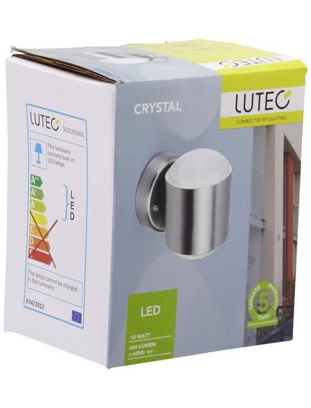 LUTEC Außenleuchte »CRYSTAL«, 10 W, IP44