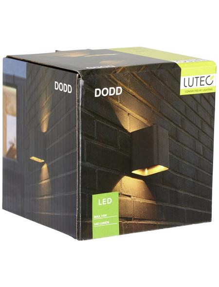 LUTEC Außenleuchte »DODD«, 14 W, IP54