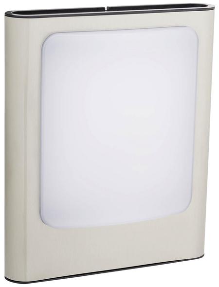 LUTEC Außenleuchte »FACE«, 13 W, IP44, warmweiß