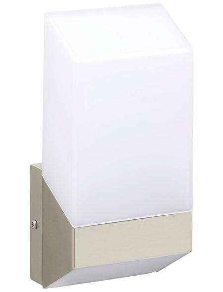 LUTEC Außenleuchte »FLAT«, 8 W, IP44, warmweiß