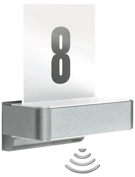 STEINEL Außenleuchte »L 820 LED«, 12,5 W, inkl. Bewegungsmelder, IP44, warmweiß