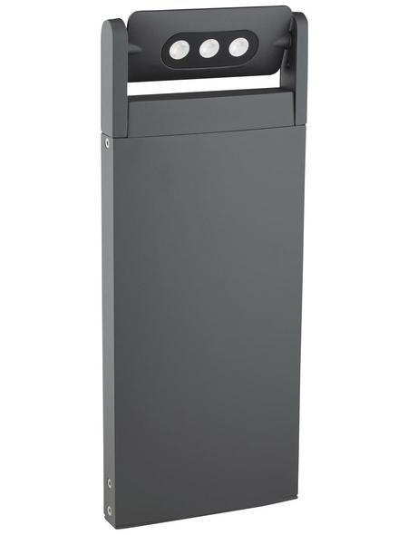 LUTEC Außenleuchte »LEDSPOT«, 9 W, Aluminiumdruckguss, IP65