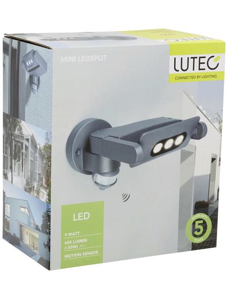 LUTEC Außenleuchte »LEDSPOT«, 9 W, neutralweiß