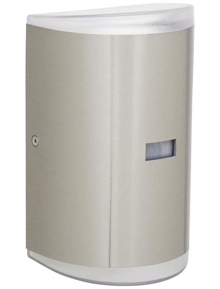 LUTEC Außenleuchte »PATH«, 16 W, inkl. Bewegungsmelder, IP54, warmweiß