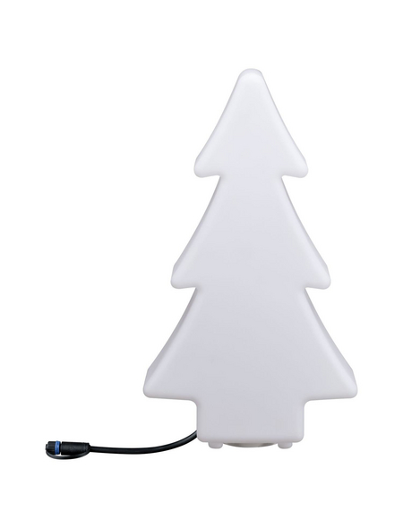 PAULMANN Außenleuchte »Plug & Shine Tree«, 2,8 W, dimmbar, IP67, warmweiß