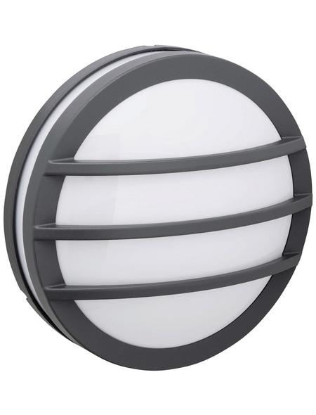 LUTEC Außenleuchte »SEINE«, 20 W, kunststoff/aluminiumdruckguss, IP54