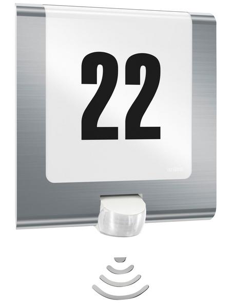 STEINEL Außenwandleuchte »L 220 LED«, 7,5 W, inkl. Bewegungsmelder, IP44, warmweiß