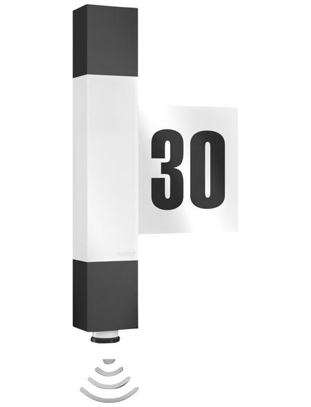 STEINEL Außenwandleuchte »L 630 LED«, 8,2 W, inkl. Bewegungsmelder, IP44, warmweiß