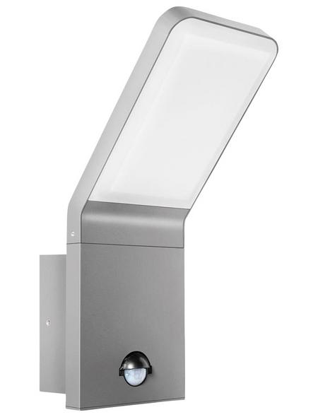 GEV Außenwandleuchte »NINA«, 9,5 W, inkl. Bewegungsmelder, IP44, warmweiß