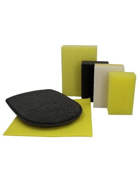 NIGRIN Autowasch-Set, gelb