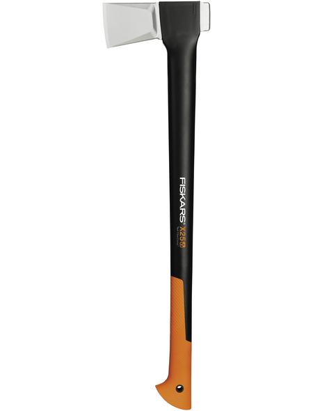 FISKARS Axt, schwarz/orange