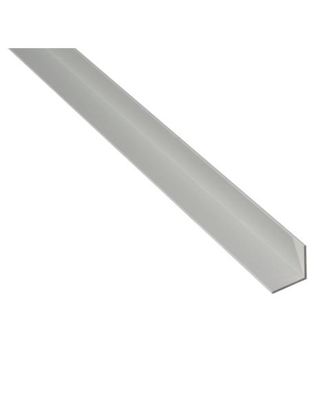 GAH ALBERTS BA-Profil Winkel Alu silber 2600 x 40 x 40 x 2 mm
