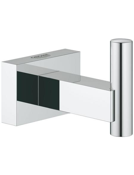 GROHE Bademantelhaken »Essentials Cube«, chromfarben