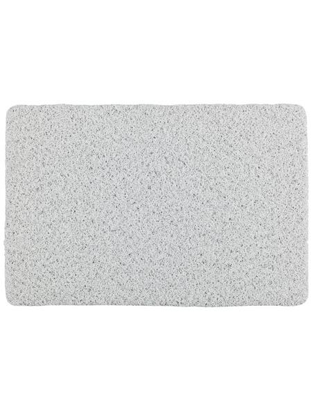 WENKO Badematte, weiß, 40 x 60 cm