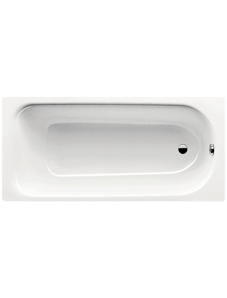 KALDEWEI Badewanne »ADVANTAGE SANIFORM PLUS«, L x B: 170 cm x 75 cm