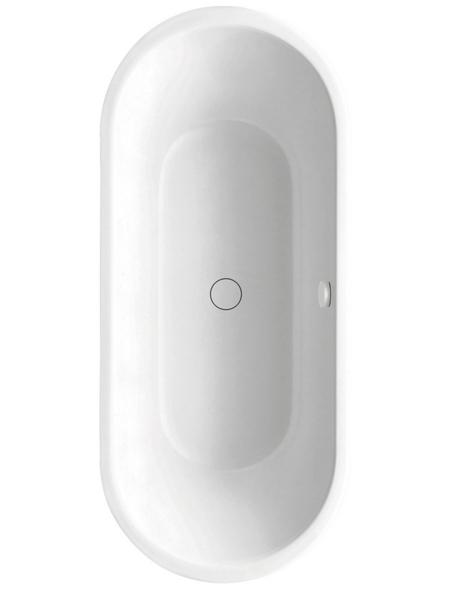 KALDEWEI Badewanne »AMBIENTE CLASSIC DUO OVAL«, L x B: 170 cm x 75 cm