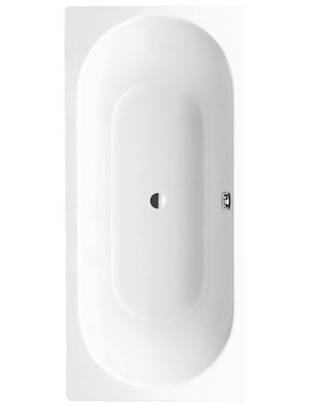 KALDEWEI Badewanne »AMBIENTE CLASSIC DUO OVAL«, L x B: 190 cm x 90 cm