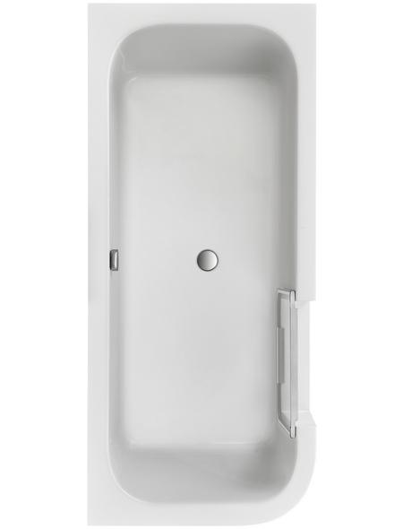 OTTOFOND Badewanne »Free-Gate«, L x B: 180 cm x 80 cm
