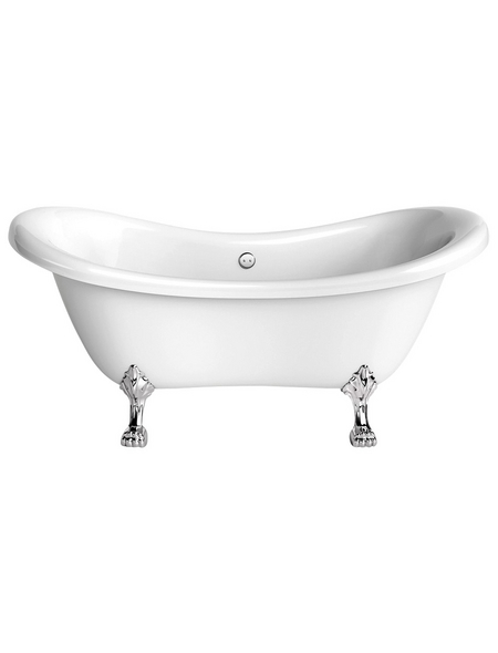 HOME DELUXE Badewanne, L x B: 176 cm x 74 cm