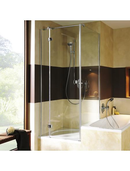 BREUER Badewannenseitenwand »Espira«, B x H: 75 x 170 cm, Sicherheitsglas