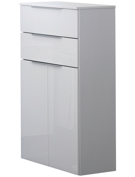 FACKELMANN Badezimmer-Unterschrank »KARA«, BxHxT: 61 x 106,5 x 32 cm