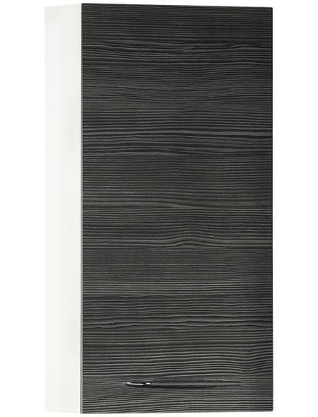 FACKELMANN Badhängeschrank, BxHxT: 35 x 68 x 22 cm
