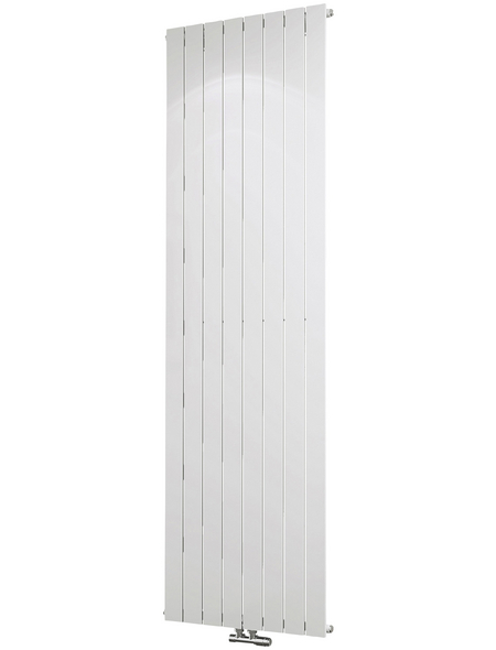 SCHULTE Badheizkörper »Aachen«, B x T x H: 61,6 x 7,5 x 200 cm, 1502 W, alpinweiß