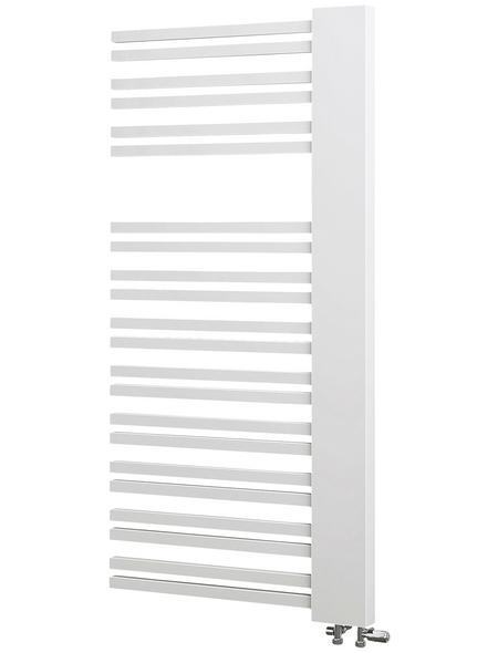 SCHULTE Badheizkörper »Bologna«, B x T x H: 60 x 9,7 x 121 cm, 690 W, weiß