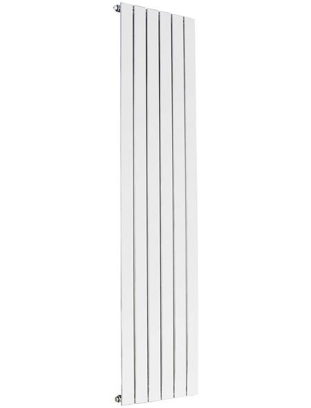 SANOTECHNIK Badheizkörper »Eisenstadt«, B x T x H: 45,9 x 8 x 180 cm, 847 W, weiß