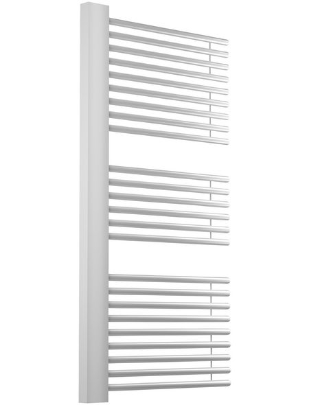 SANOTECHNIK Badheizkörper »Linz«, B x T x H: 60 x 10 x 119 cm, 550 W, weiß