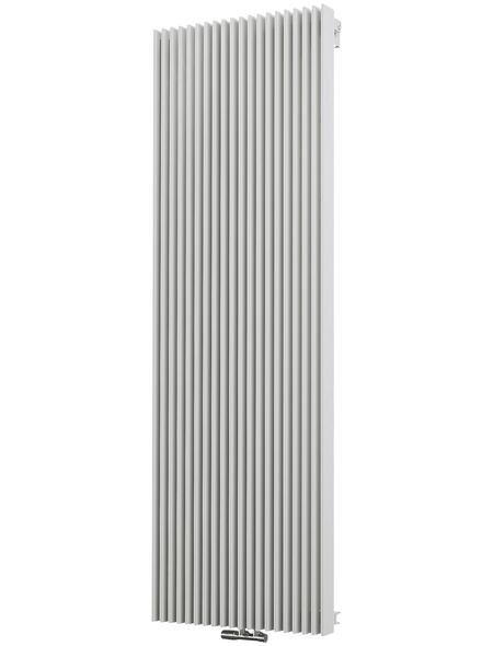 SCHULTE Badheizkörper »London«, B x T x H: 59,5 x 14 x 180 cm, 2223 W, weiß