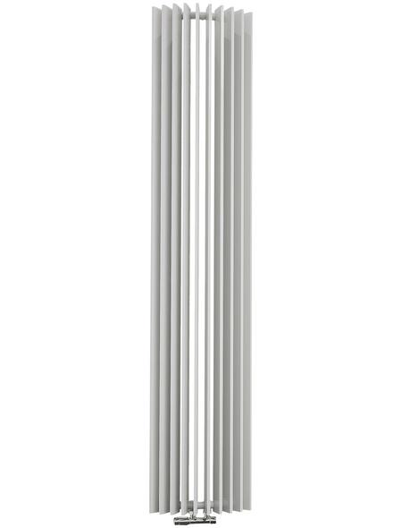 SCHULTE Badheizkörper »London Corner II«, B x T x H: 36 x 29 x 180 cm, 1019 W, alpinweiß