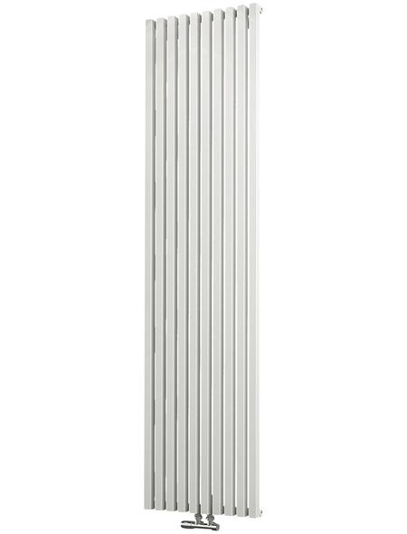 SCHULTE Badheizkörper »Lyon«, B x H: 46,2 x 180 cm, 1094 W, alpinweiß