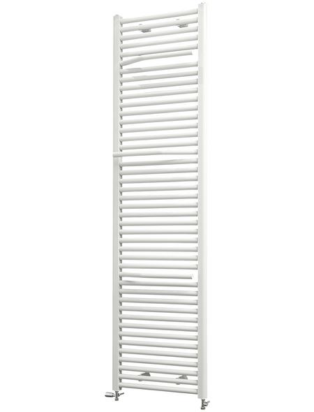 SCHULTE Badheizkörper »Miami«, B x T x H: 50 x 15,2 x 177,5 cm, 1067 W, alpinweiß