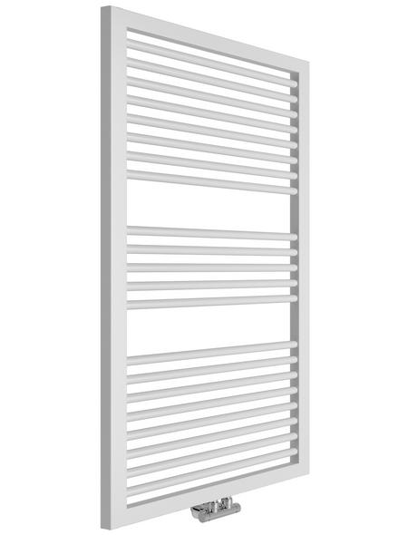 SANOTECHNIK Badheizkörper »Rimini«, B x T x H: 60 x 3 x 122,8 cm, 690 W, weiß