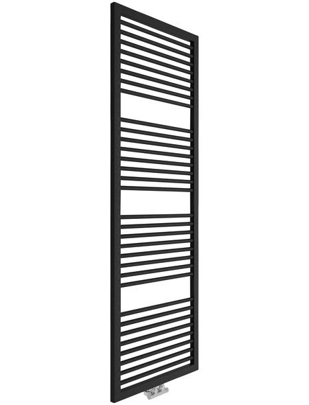 SANOTECHNIK Badheizkörper »Rimini«, B x T x H: 60 x 3 x 181,3 cm, 1007 W, anthrazit