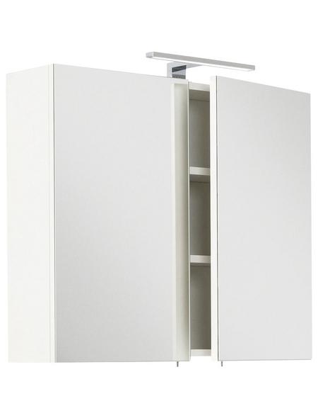 POSSEIK Badmöbel-Set »VIVA«, B x H x T: 75 x 48,00 x 45 cm