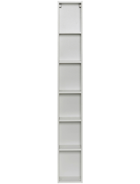 HELD MÖBEL Badregal »Montreal«, BxH: 25 x 180 cm, Holzwerkstoff