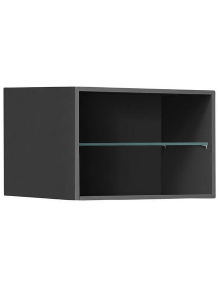 OPTIFIT Badregal »OPTIbasic 4050«, BxH: 30 x 25,6 cm, Holzwerkstoff