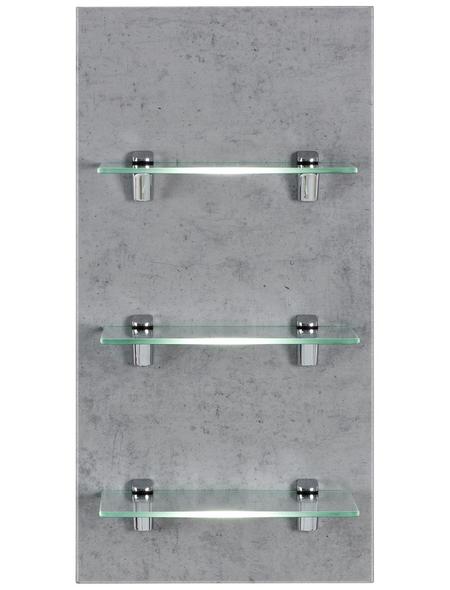 POSSEIK Badregal »VIVA«, 8,4 kg