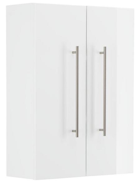 POSSEIK Badschrank »LEVANA L«, BxHxT: 53 x 70 x 20 cm