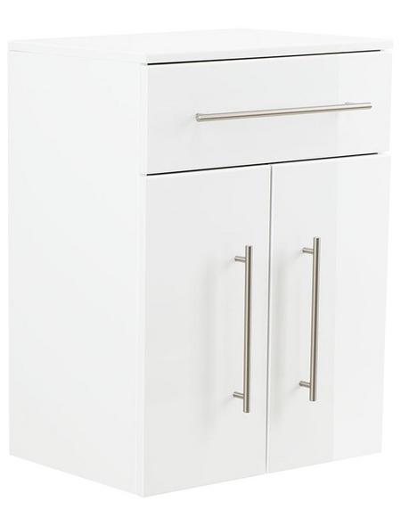 POSSEIK Badschrank »LEVANA XL«, BxHxT: 53 x 72 x 36,7 cm