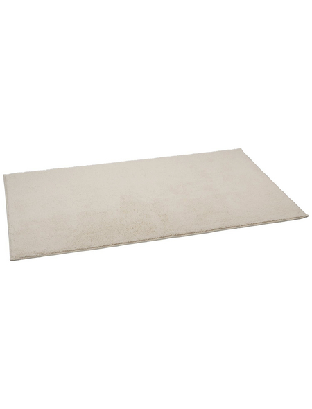 KLEINE WOLKE Badteppich »Kansas«, LxBxH: 120x70x1,4 cm